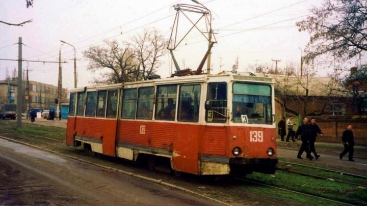 Администрация Новочеркасска: ремонту трамвайных путей в городе мешает погода