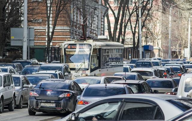 В Ростове из-за празднования Дня Победы перекроют еще несколько улиц