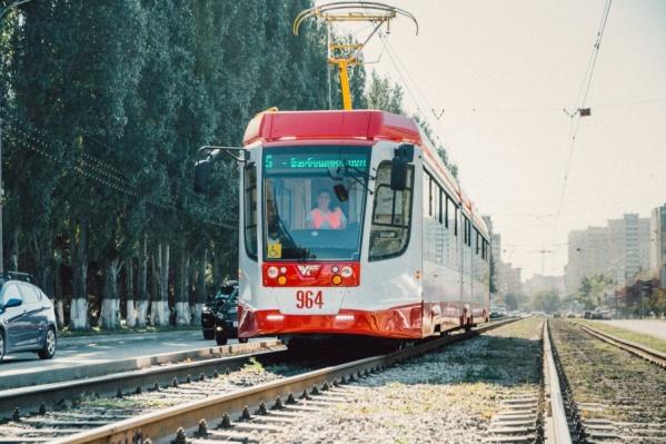 В 2018 году трамваи будут доставлять болельщиков мундиаля до стадиона