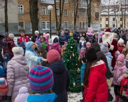 Новогодние подарки от «Славнефти» и ЯНОСа