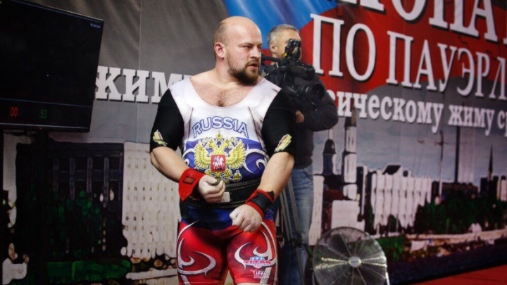 Северодвинец Владимир Гришаев взял золото чемпионата России по пауэрлифтингу