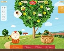 «Сады Придонья» предлагают вырастить сок с помощью лайков… в Интернете