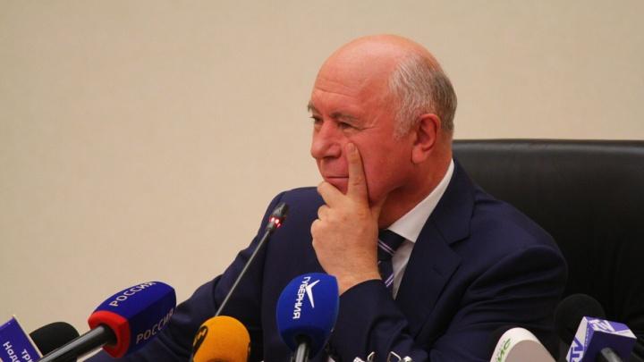 Меркушкин: «К призывам о моей отставке на митингах отношусь спокойно»