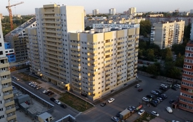 Жилые комплексы стали площадкой для бизнеса