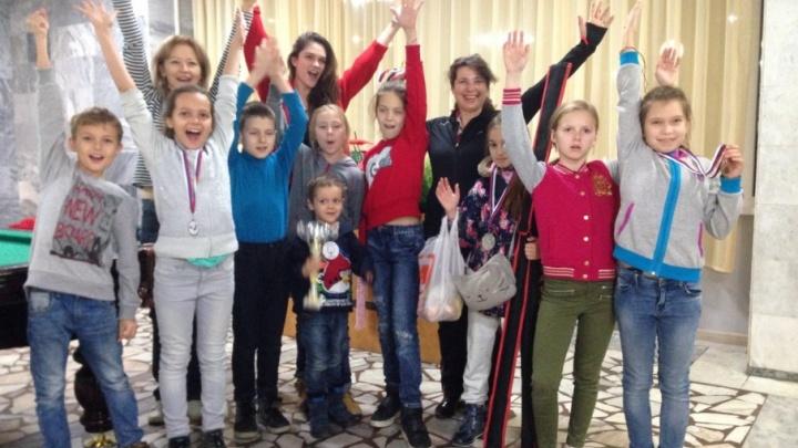 Ушуисты Волгограда привезли из Сочи целую «гроздь» медалей