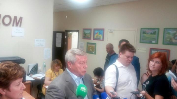Василий Голубев: «Версию поджога нельзя отрицать»
