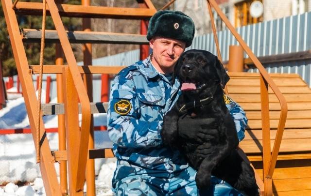 Максим Богатов, кинолог тюменского УФСИН: «Собаки не прощают невнимания»