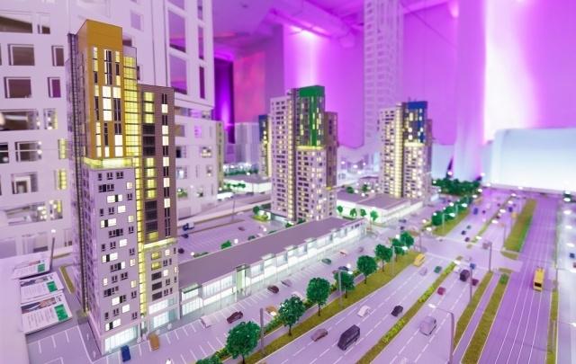 «Новый центр» от компании «Талан» назван лучшим проектом 2016 года