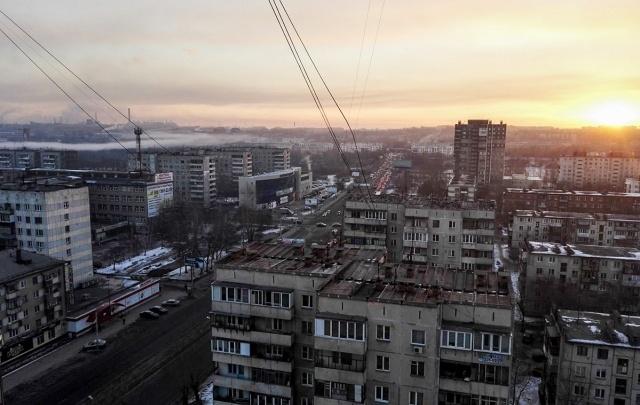 Челябинскую область во второй раз подряд назвали самым грязным регионом России