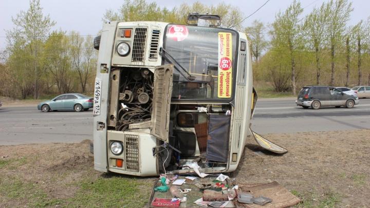 Пострадавшие в аварии с маршрутным ПАЗом рискуют остаться без компенсаций
