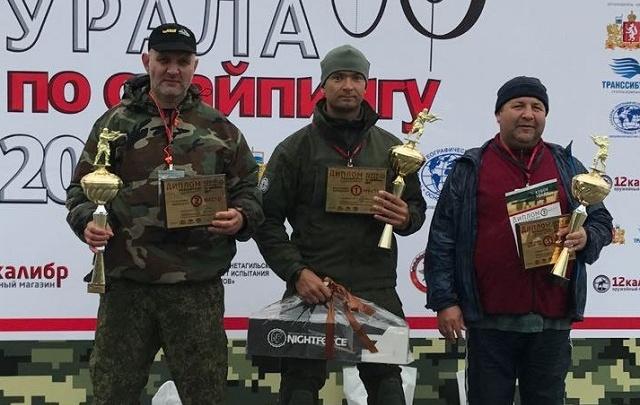 Тюменские стрелки завоевали две медали на открытом Кубке Урала по снайпингу