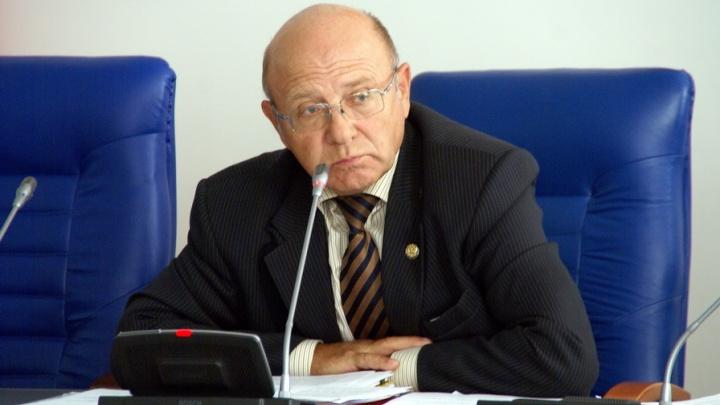 Депутата облдумы наказали за разглашение данных об экономике Волгограда