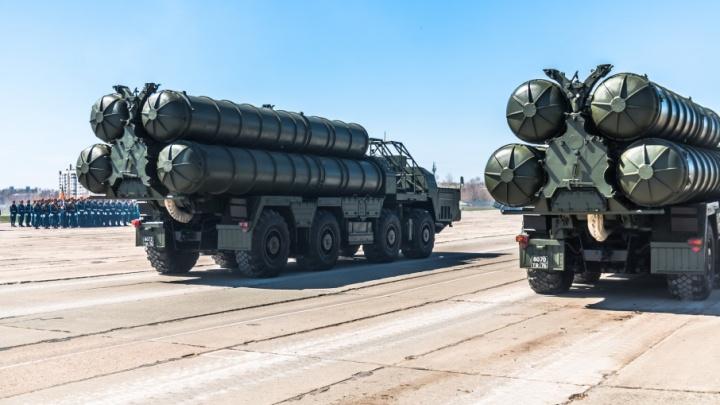 В Самарской области соединения противовоздушной обороны подняли по тревоге