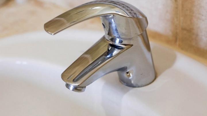 Перебои с подачей воды в Тюмени произошли из-за перепада напряжения