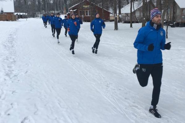 Игроки «Шинника» начали готовиться к весеннему этапу первенства ФНЛ