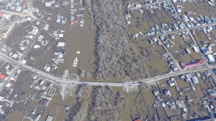 Заложниками волгоградского наводнения стали четыре тысячи человек