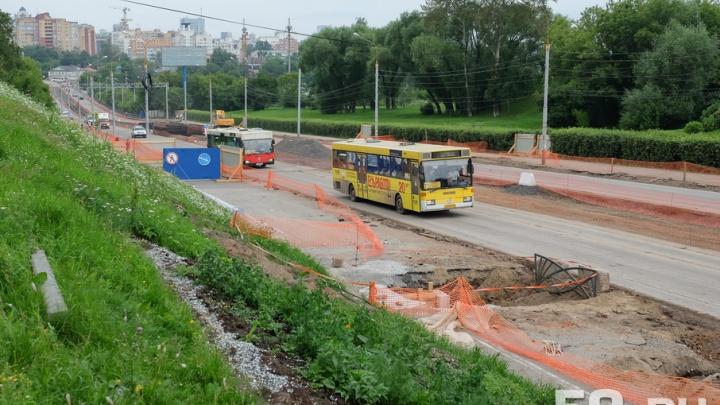Хроники Северной дамбы: следим за ремонтом одной из главных транспортных артерий города