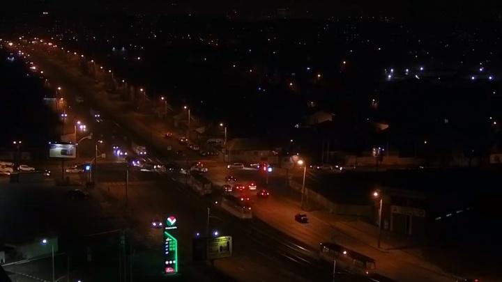 Из-за аварии на северо-западе Челябинска встали трамваи