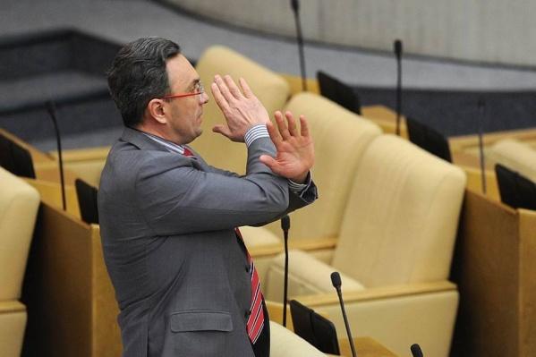 Владимира Бессонова объявили в розыск