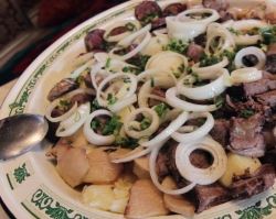 Битва тюменских поваров продолжается: готовим бешбармак