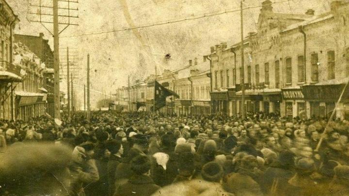 В краеведческом музее откроется выставка воспоминаний пермяков о революции 1917 года