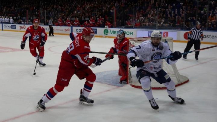 В последнем домашнем матче года «Локомотив» вырвал победу у минского «Динамо»