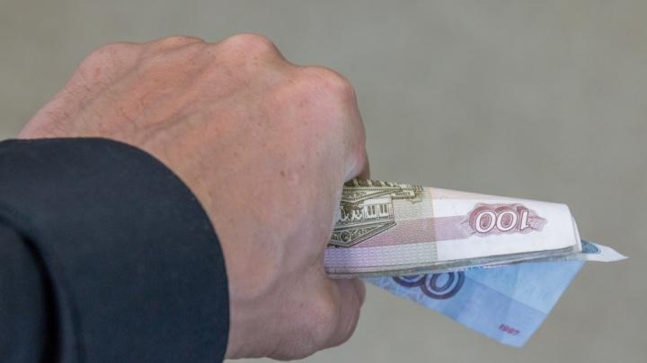 В Самаре пристав-исполнитель пойдет под суд за получение взятки
