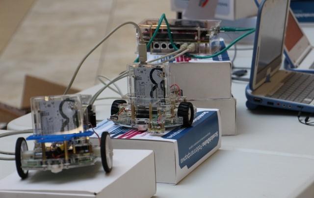 Ярославские педагоги начнут преподавать робототехнику