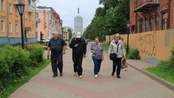 В Архангельск прибыли американцы, которым не помешали антироссийские санкции