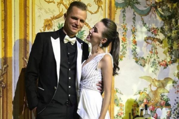 Анастасия Костенко спровоцировала слухи о тайной cвадьбе
