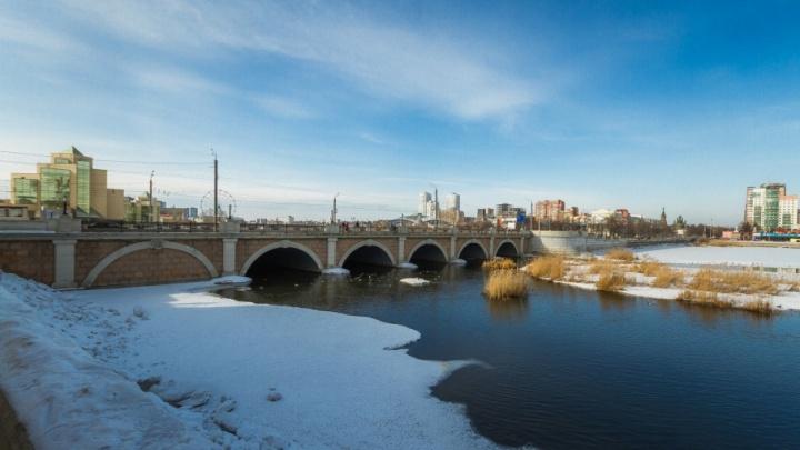 Челябинск взял в собственность участок набережной, чтобы его благоустроить