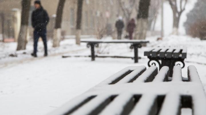 Волгоград встретит морозное Рождество