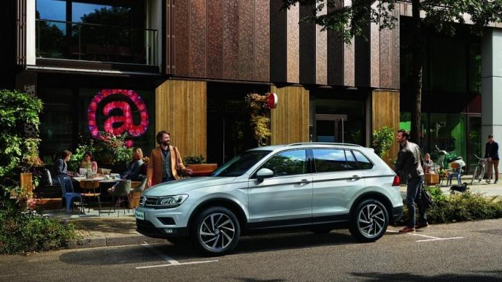 Volkswagen Tiguan City: инновационное оснащение в базовом исполнении