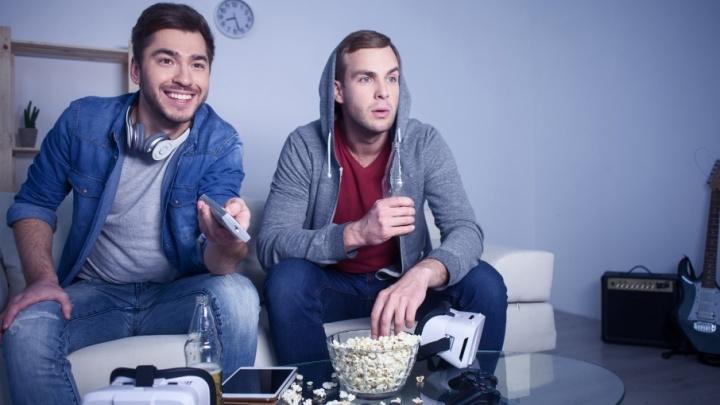 «Ваша телепрограмма, сэр!»: жители региона пробуют интерактивное ТВ от МТС