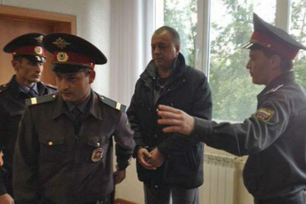 Виталий Тесленко отбыл пять лет из назначенного ему срока