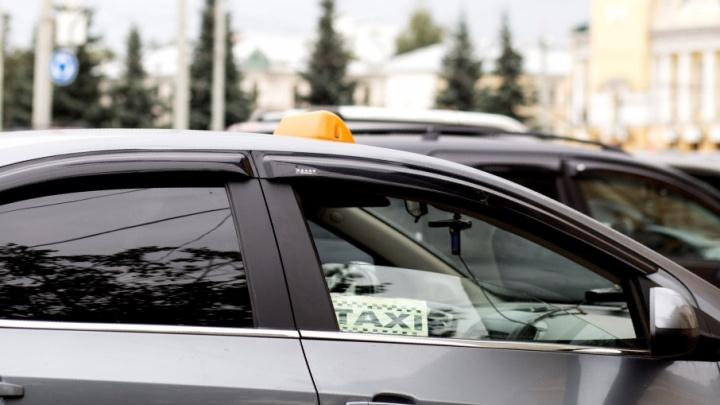 В Ярославле мужчина вызвал такси, чтобы скрыться от полиции