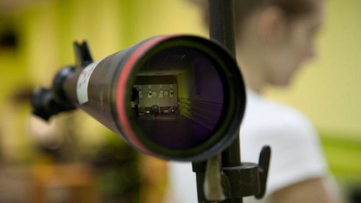 Сергей Круглов завоевал вторую медаль на Всероссийских соревнованиях по стрельбе