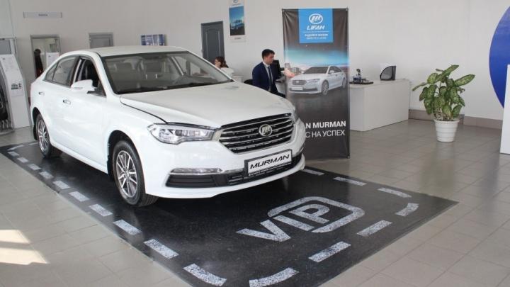 Презентация нового LIFAN Murman: «СИТИ МОТОРС» устроил праздник автомобилистам