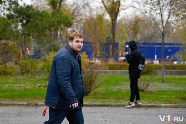Алексей Волков считает, что поддержка Навального является главной причиной его преследования