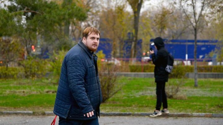 Координатора штаба Навального в Волгограде выпустили на свободу