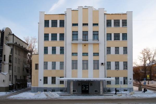 Здание вуза полностью обеспечили наиболее современными услугами связи