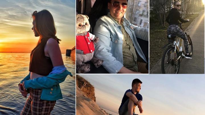 Красивые и довольные: 10 по-летнему жарких инста-фото жителей Архангельска и Северодвинска