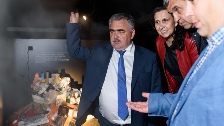 Раздельный сбор мусора в Ростове предложили закрепить в законе