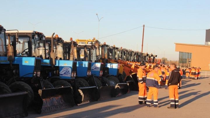 Пока негде плавить, будут вывозить: в Самаре запланировали уборку 500 000 тонн снега