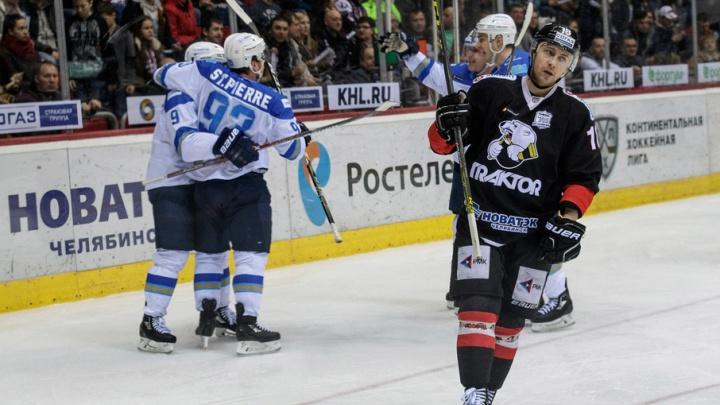 В Челябинске отменили Кубок губернатора по хоккею