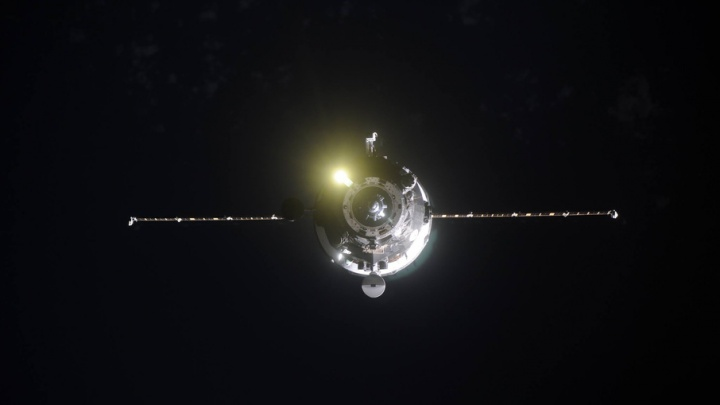 Самарский «Союз-2.1» вывел на орбиту космический грузовик с «Танюшей» на борту