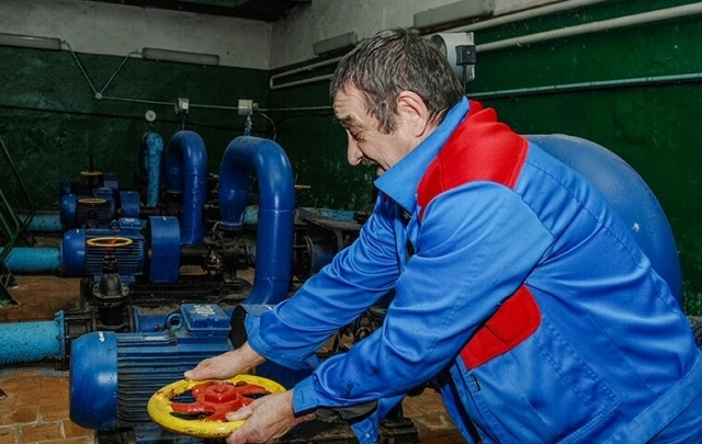 В начала рабочей недели часть Ростова останется без воды