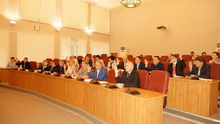 Новым председателем Совета депутатов Северодвинска стал Михаил Старожилов