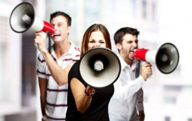 Управляющая компания-банкрот митингует против поставщика теплоэнергии в Волжском