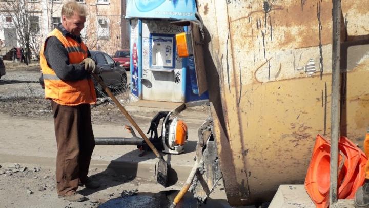 «Перечень мест не закрыт»: администрация города планирует получить еще 100 млн рублей на ремонт дорог